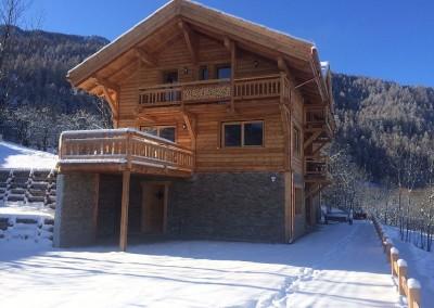 chalet luxe prestige et famille à Risoul dans les Hautes Alpes