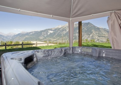 Location Chalet Prestigue à Risoul Alpes du Sud avec Jacuzzi